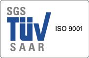 Unsere Praxis ist TÜV zertifiziert.